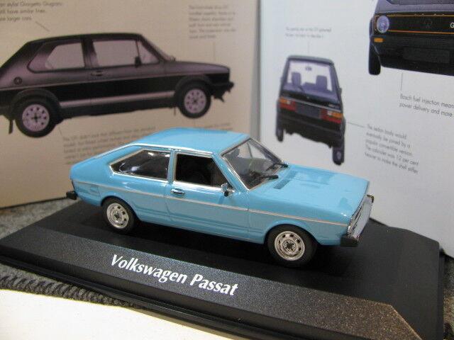 1/43 Minichamps VW Volkswagen Passat maxichamps Diecast