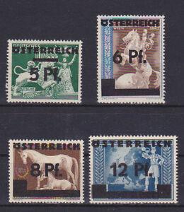 O-1945-ANK-Nr-664-67-Komplettsatz-4-Werte-postfrisch
