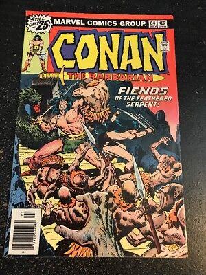 Conan the Barbarian #64 FN 1976 Stock Image
