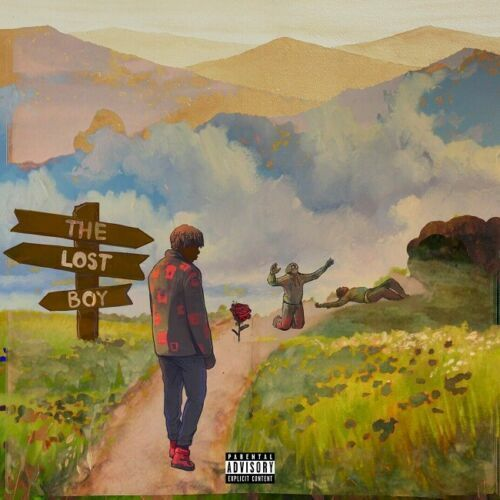 YBN Cordae The Lost Boy Poster 14x14 24x24 Music Album Rap Cover G717