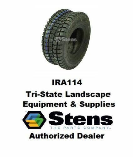 "Tubeless 160-166 Stens Tire 9x3.50-4 Turf Saver 2 Ply Rim Size 4/"" Type"