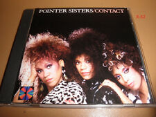 POINTER SISTERS cd CONTACT hit DARE ME twist my arm FREEDOM rca (made in japan)