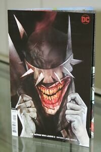 DC-COMICS-BATMAN-WHO-LAUGHS-2-BEN-OLIVER-VARIANT-COVER-FIRST-PRINT