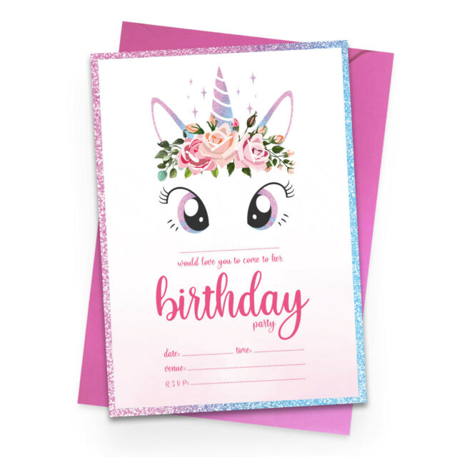 Rainbow Butterfly 3D POPUP GREETING BIRTHDAY CARD Invitation Party Toy UK Seller
