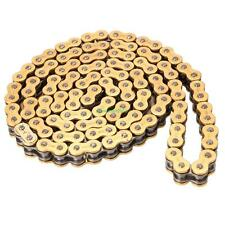 Gold 520x120 X-Ring Drive Chain MX 520 Pitch 120 Links Off Road ATV Motorcycle