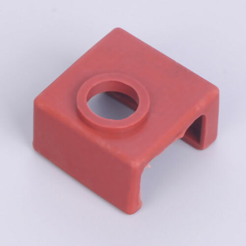 Silicone sock mk7//8//9 reprap 3D printer hotend cover heate block 20*20*10mm B Ju