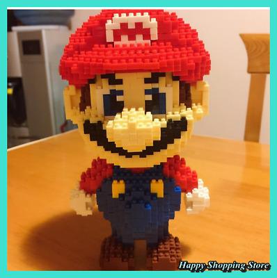 Custom Print LEGO minifigure Super Mario character Koopalings Ludwig von Koopa