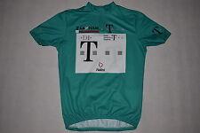 Nalini Telekom Fahrrad Rad Trikot Bike Jersey Camiseta Maglia Shirt Grün 6 ca L