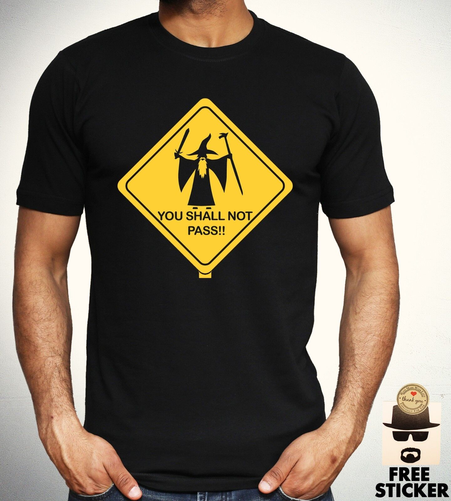 Bag End Brew Lord Of The Rings Comedy Drinking T-Shirt Men/'s T-Shirts