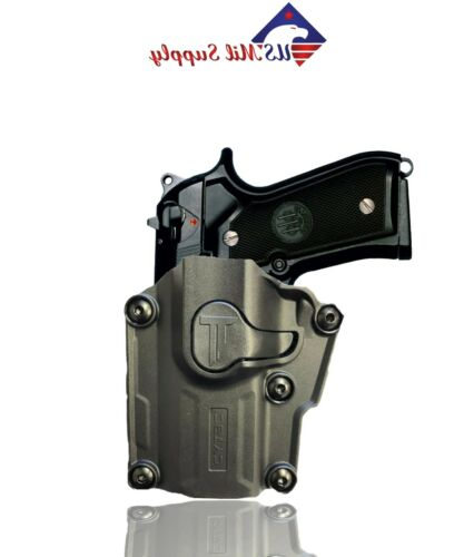 PX4 Right //Left Handed Polymer OWB holster fits BERETTA 92 92FS APX pistols