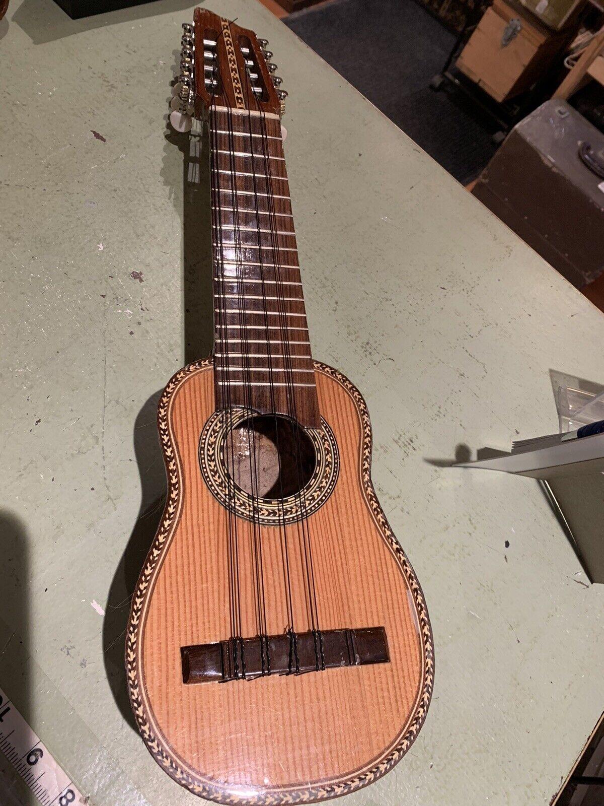 Genuine Armadillo  Bolivian 10 String Instrument