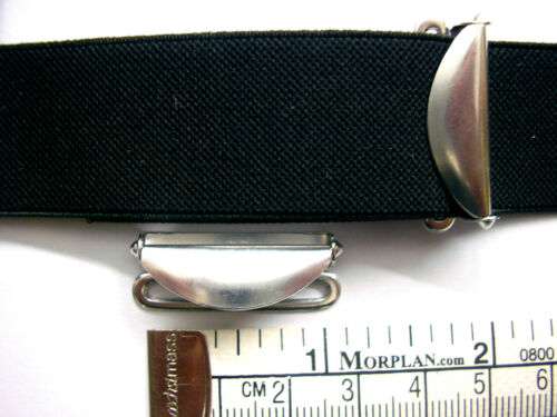 quatre jarretières Porte-jarretelles Levier ajusteurs de 1 Pouces 25 mm