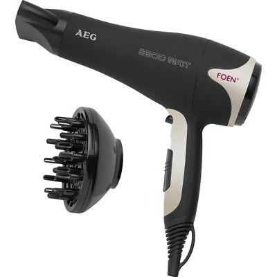 AEG Profi-FOEN® 2200 Watt+Diffuser Haartrockner Föhn HTD 5595 Haarfön fönen NEU
