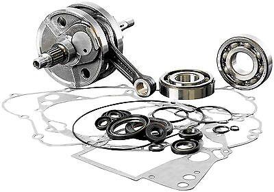 Wiseco Crank Shaft/Gaskets/Bearings/Bottom End Rebuild Kit   WPC144