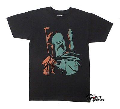 Star Wars Boba Fett Bountry Hunter Empire Licensed Adult Shirt S-2XL