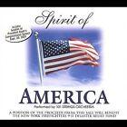 Spirit of America by 101 Strings (Orchestra) (CD, Nov-2001, Madacy)