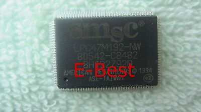 1 piece New LPC47M192-NW QFP128 IC Chip