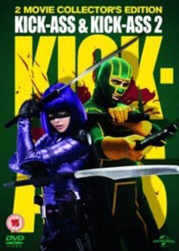 1 of 1 - Kick-Ass / Kick-Ass 2 (DVD, 2013, 2-Disc Set)