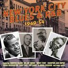 New York City Blues and R&B 1949-1954 by Various Artists (CD, Oct-2012, 2 Discs, Acrobat (USA))