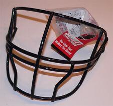 New Schutt NOPO DW XL Navy Blue Football Helmet Facemask Super Pro Carbon Steel