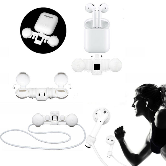 SwitchEasy Airbuddy Airpods Cover Earphone Anti Lost Strap Organizer Holder