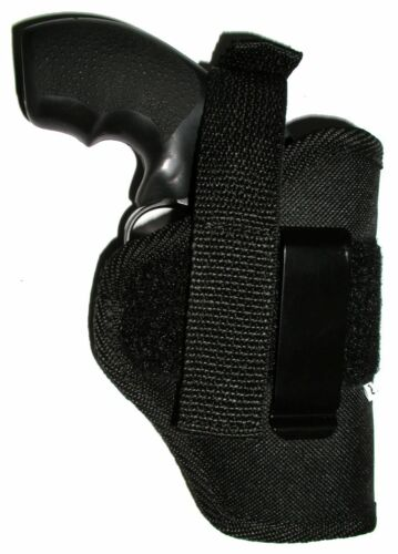 USA Custom Mfg Tactical 38 Special Off Duty Charter Arms Holster .38 Belt ISP 2