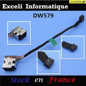 Dc-power-puerto-entrada-jack-y-alambre-de-cable-entrada-para-pc-hp-probook-440