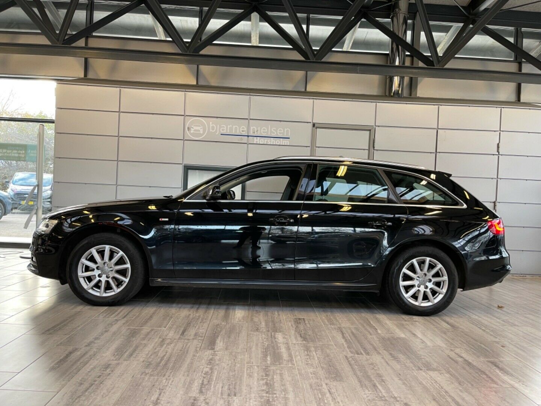 Audi A4 1,8 TFSi 120 S-line Avant - billede 1