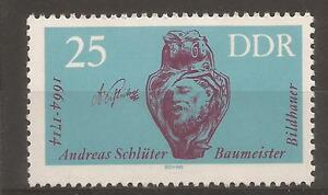 DDR 1964 Famous Artists 25 Pf MNH Michel 1010 - Harpenden, United Kingdom - DDR 1964 Famous Artists 25 Pf MNH Michel 1010 - Harpenden, United Kingdom