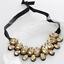 Fashion-Elegant-Women-Rhinestone-Crystal-Choker-Bib-Statement-Pendant-Necklace thumbnail 30