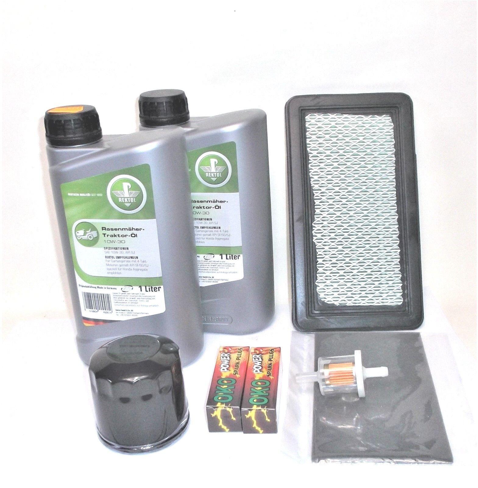 Service-kit para honda hf2315, hf2415, hf2417, hf2214, hf2216, gcv 520, gcv 530