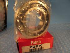 C3 Clearance Fafnir 209K Single Row Radial Bearing Timken, SKF, FAG, NSK, SNR