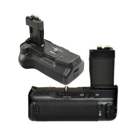 Muti-power Battery Pack Grip for Canon EOS 550D 600D Rebel T2i as BG-E8 CAMERA
