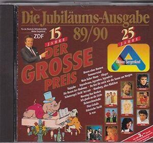 Der-grosse-Preis-89-90-Jubilaeumsausgabe-25-Jahre-Roy-Black-Hanne-Haller-CD