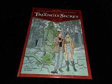 Convard / Falque : Le triangle secret 2 Le jeune homme au suaire Glénat DL 2000