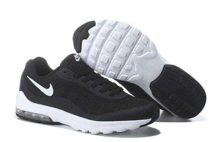 Nike hombre invigor Tenis, Max Tenis, invigor Nike Para Hombre Air Max Tenis-Negro Talla Air 6-13 99cb83
