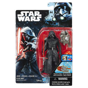 Star Wars The Force Awakens Rogue One Kylo Ren 3 75 Figure Hasbro B8609 2016