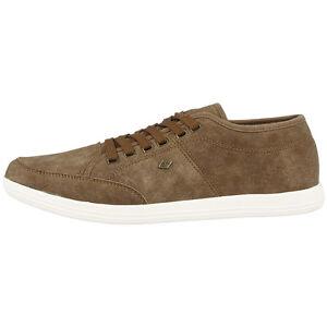 British-Knights-Poka-lo-zapatos-caballero-casual-zapatillas-Taupe-b34-3609-02