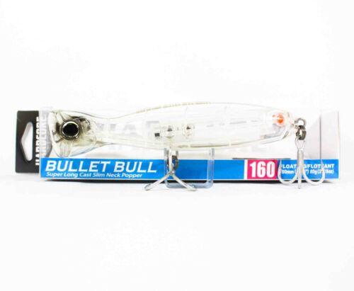 9235 Details about  /Yo Zuri Duel Hardcore Bullet Bull 160 mm Floating Lure F1206-TM