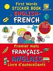 First Words Sticker Book: English - French by Award Publications Ltd (Paperback, 2011)