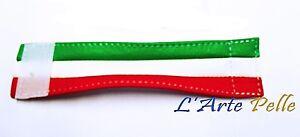 Mirino-Tricolore-per-volante-Fiat-500-Grande-Punto-evo-Bravo-Abarth-Alfa-Romeo