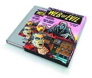 Web-of-Evil-Vol-2-Pre-Code-Golden-Age-Quality-HC-Slip-Case-PS-Artbooks-2015