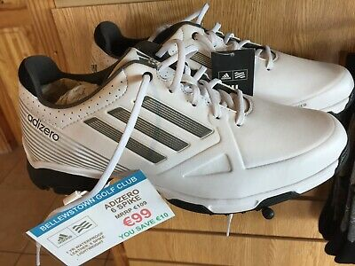 Museo abortar bandera  ADIDAS ''ADIZERO'' LEATHER GOLF SHOES MEN'S UK 7, 6 studs on ...