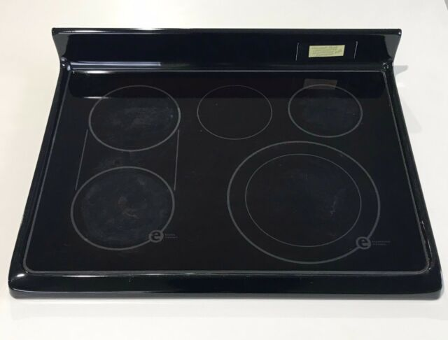 REPAIR YOUR COOKTOP! Frigidaire 5304514344 MAIN TOP ASSEMBLY GLASS//STEEL BLACK