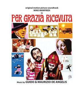 Per grazia ricevuta - Guido e Maurizio De Vangelis (CD)