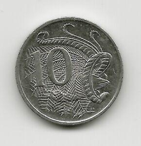 1999 Australia Ten Cent Unc