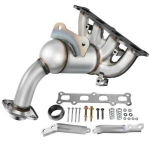 Catalytic Converter for 2007-2017 Jeep Patriot/Compass 4WD | Dodge Caliber AWD 2.4L Direct-Fit High Flow Series (EPA Com Canada Preview