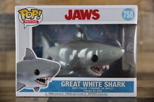 "Funko Pop! JAWS #758 6"" Great White Shark"