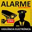 Placa-de-aviso-de-alarme-Amarela thumbnail 1
