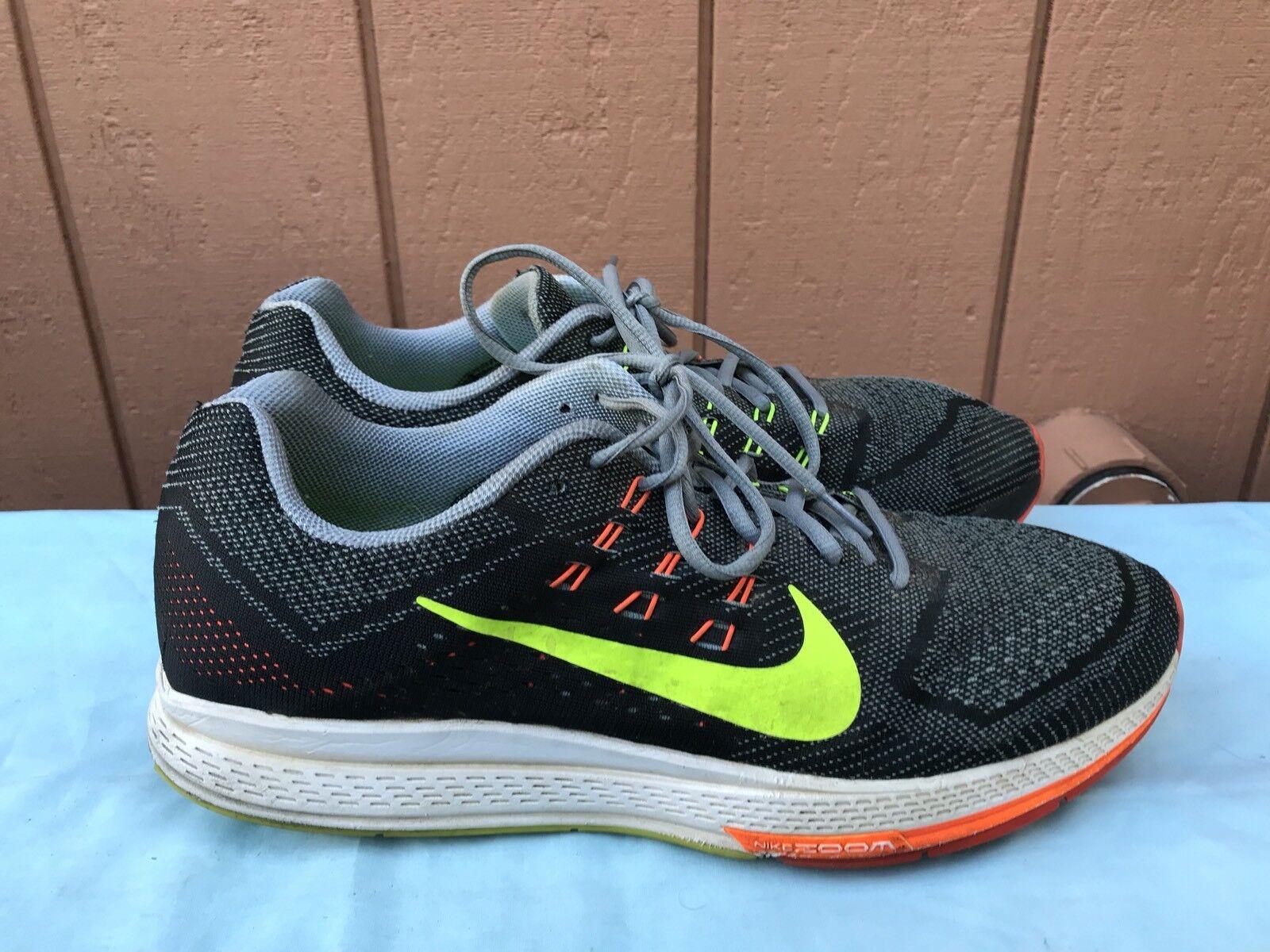 Nike Air Zoom Structure 18 Zapatillas de Running Hombre, Color